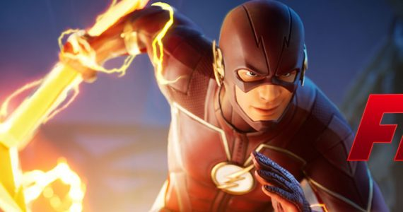 Fortnite confirma el skin de Flash