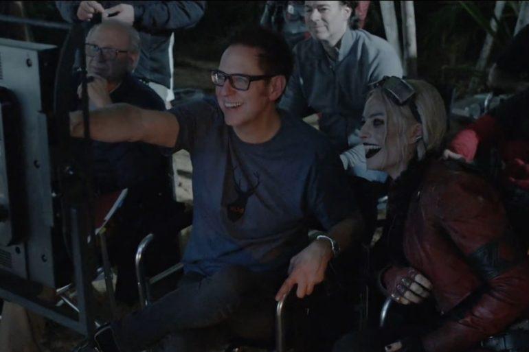 James Gunn no descarta dirigir una película de Harley Quinn