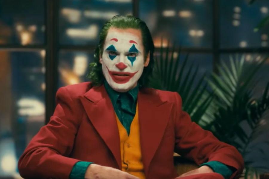 A Quentin Tarantino lo atrapó una escena de Joker