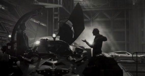 Justice League: Zack Snyder comparte imagen inédita del Batimóvil