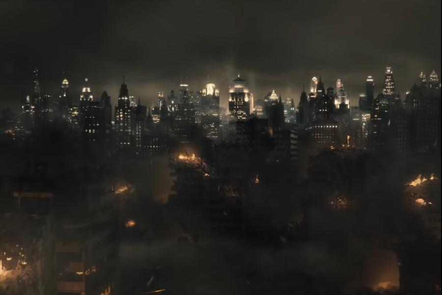 Así es la escena inicial del Snyder Cut de Justice League
