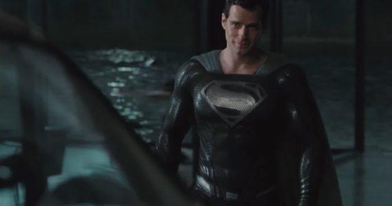 Justice League: Superman y Alfred se encuentran en escena remasterizada