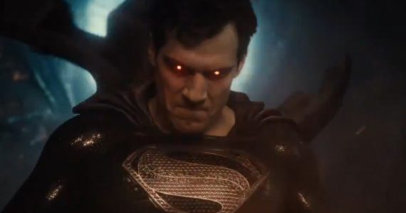 Justice League: La furia de Superman destaca en nuevo vistazo al Snyder Cut