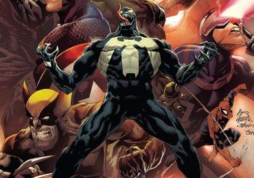 Donny Cates revela lo que le espera a Venom en King in Black