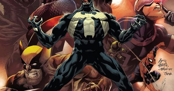 Donny Cates revela lo que le espera a Venom en King in Black