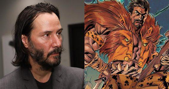 Keanu Reeves rechazó el papel de Kraven el Cazador