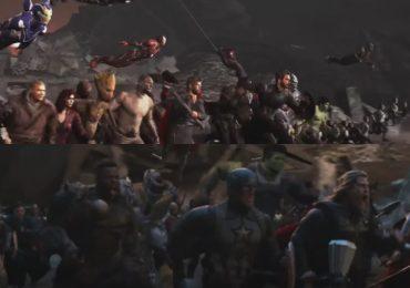 Así trabajó Marvel Studios los efectos digitales de Avengers: Endgame