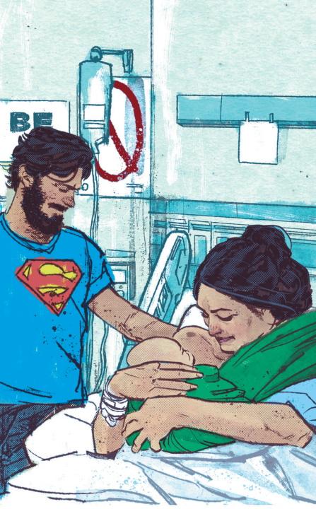 Mister Miracle y Big Barda: Un amor más grande que el Cuarto Mundo