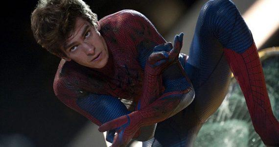 Andrew Garfield ya estaría filmando escenas de Spider-Man 3