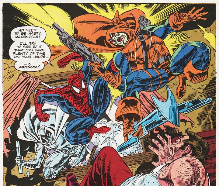 Hobgoblin sería uno de los villanos de Spider-Man 3