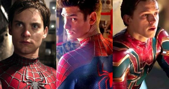 Tom Holland niega que Tobey Maguire y Andrew Garfield estén en Spider-Man 3
