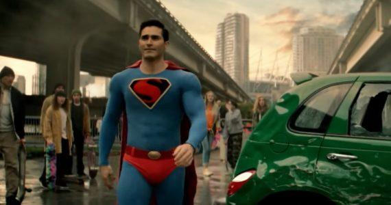 ¡Disfruta las primeras escenas de Superman & Lois!