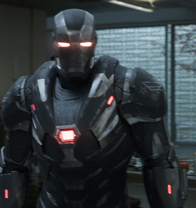 War Machine aparecerá en la primera temporada de The Falcon and the Winter Soldier
