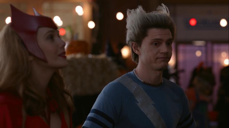 Así luce Evan Peters como Mephisto en WandaVision, según fanart