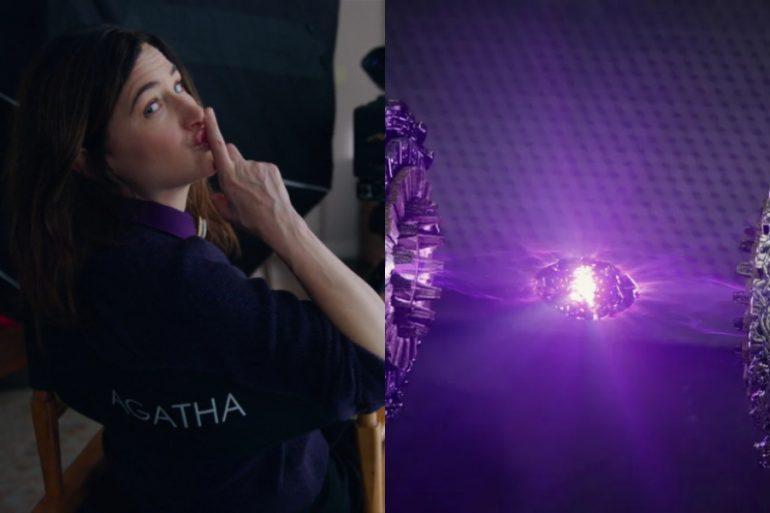 WandaVision ¿Agatha Harkness tiene la Gema del Poder?
