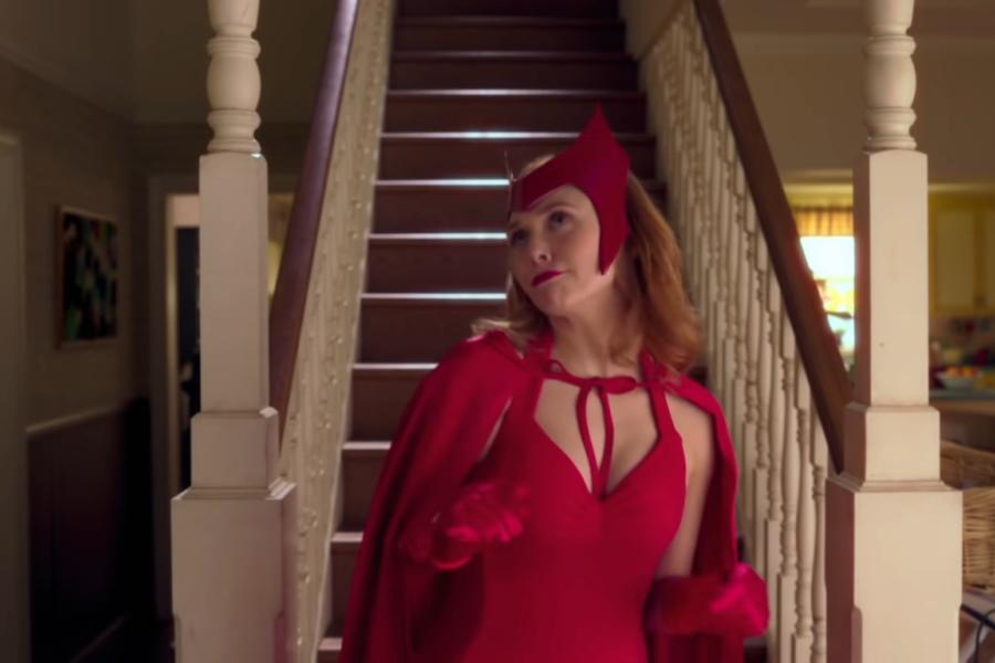 Un cameo importante se avecina a WandaVision, asegura Elizabeth Olsen