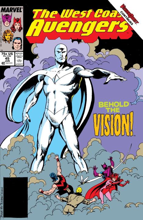 WandaVision: ¿Quién es White Vision y porqué es un peligro latente?