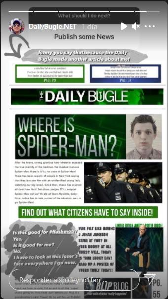 Instagram devela las primeras conexiones entre WandaVision y Spider-Man 3