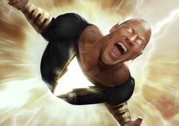 Black Adam: The Rock confirma la fecha de estreno de la película