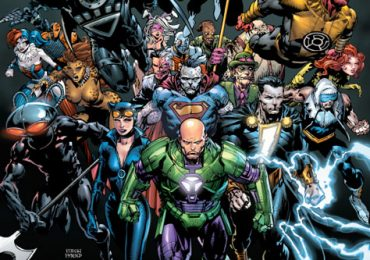 DC Comics Deluxe – Forever Evil