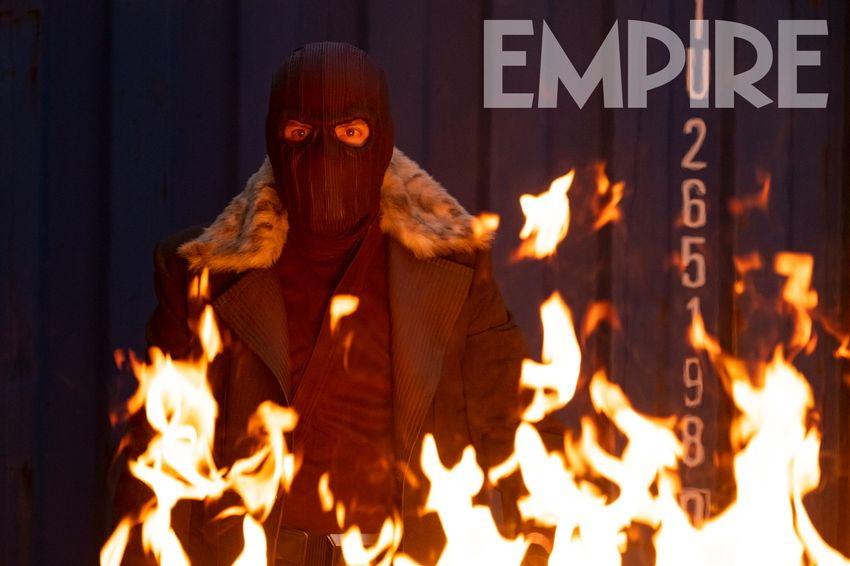 El Barón Zemo emerge de las llamas en nueva imagen de The Falcon and the Winter Soldier