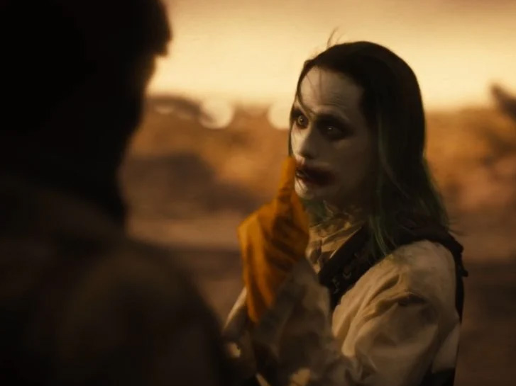 La Liga de la Justicia de Zack Snyder revela el destino final de Harley Quinn
