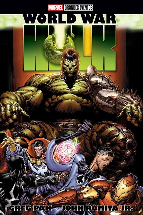 Marvel Major Events - World War Hulk