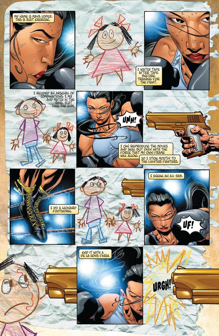 Marvel Studios está desarrollando Echo, una serie spin-off de Hawkeye