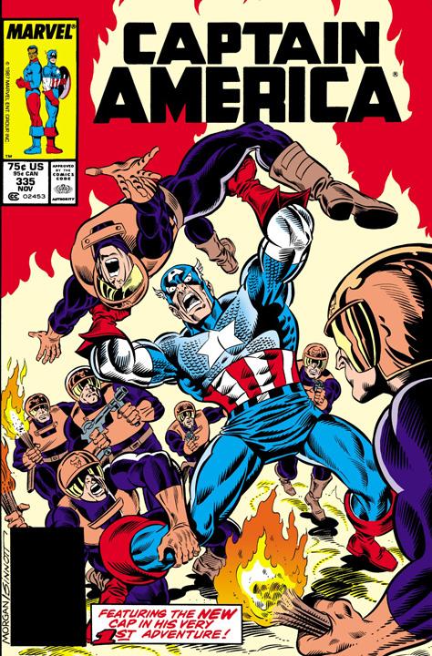 ¿Quién es John Walker, el nuevo Capitán América de The Falcon and The Winter Soldier?