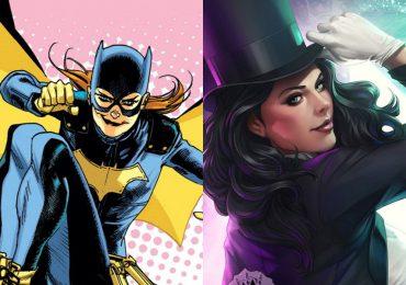 Batgirl y Zatanna siguen en la órbita de Warner Bros y DC Comics