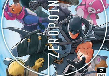 ¡Un Batman amnésico desentraña el misterio de la isla en Batman / Fortnite: Zero Point # 2!