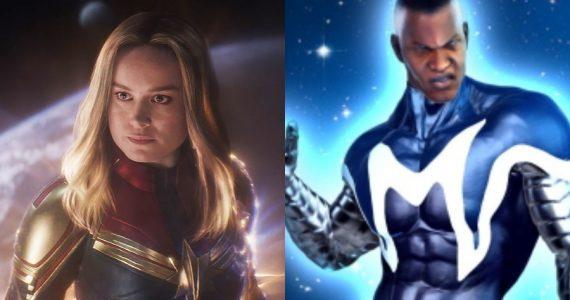 Captain Marvel 2 podría presentar a Blue Marvel en el MCU