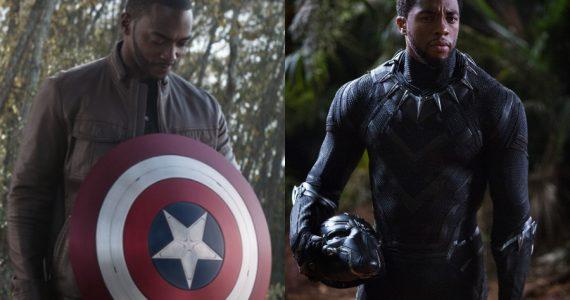 """Chadwick Boseman es irreemplazable como Black Panther"": Anthony Mackie"