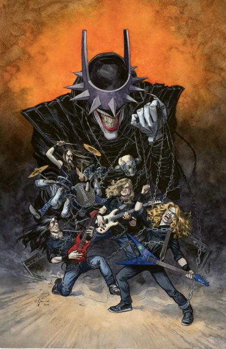 Dark Nights: Death Metal # 1: Reseña y crítica