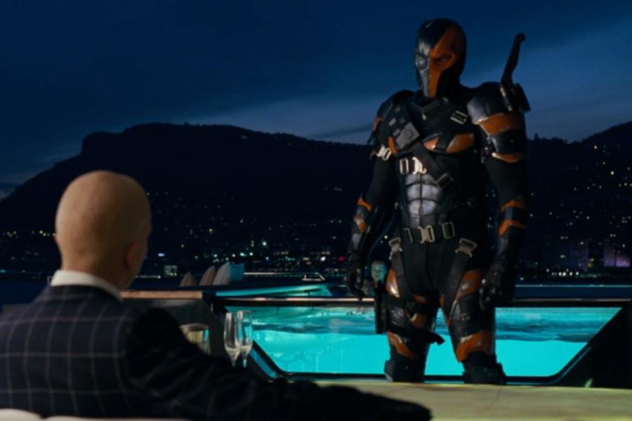 Deathstroke habría aparecido en Suicide Squad 2