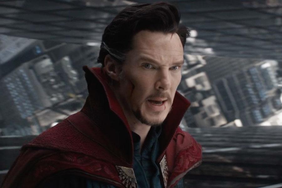 """Doctor Strange """"se disculpa"""" por no aparecer en el final de WandaVision"""