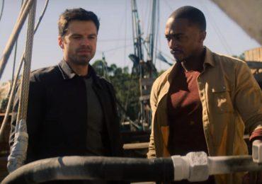 Video: Falcon and the Winter Soldier define a los Tres Grandes del MCU