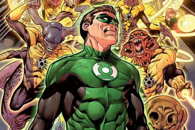 La serie Green Lanter ya tiene fecha de inicio de filmaciones