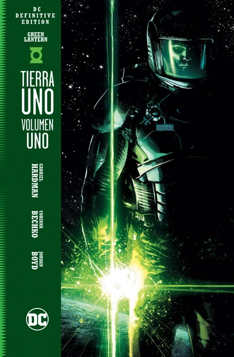 Green Lantern - Tierra Uno