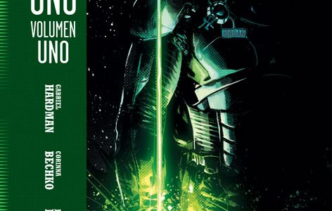 DC Definitive Edition – Green Lantern: Tierra Uno, Volumen Uno