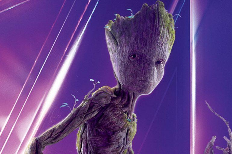 """James Gunn comparte una """"traducción"""" de Groot en Avengers: Infinity War"""