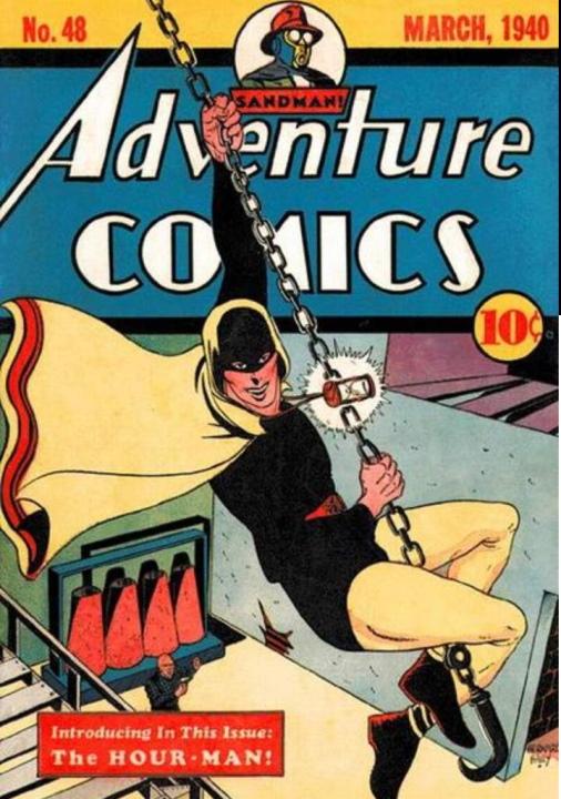 Warner Bros. y DC Comics desarrollan una película sobre Hourman