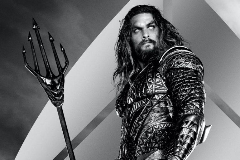Justice League: Aquaman cruza los oceanos en nuevo teaser y póster del Snyder Cut