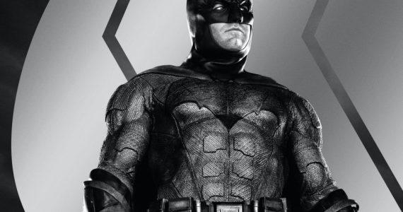 Justice League: Nuevo video y póster de Batman en el Snyder Cut