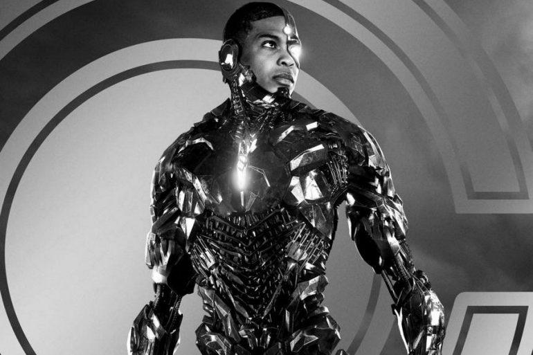 Justice League: Cyborg completa al equipo con nuevo teaser y póster del Snyder Cut