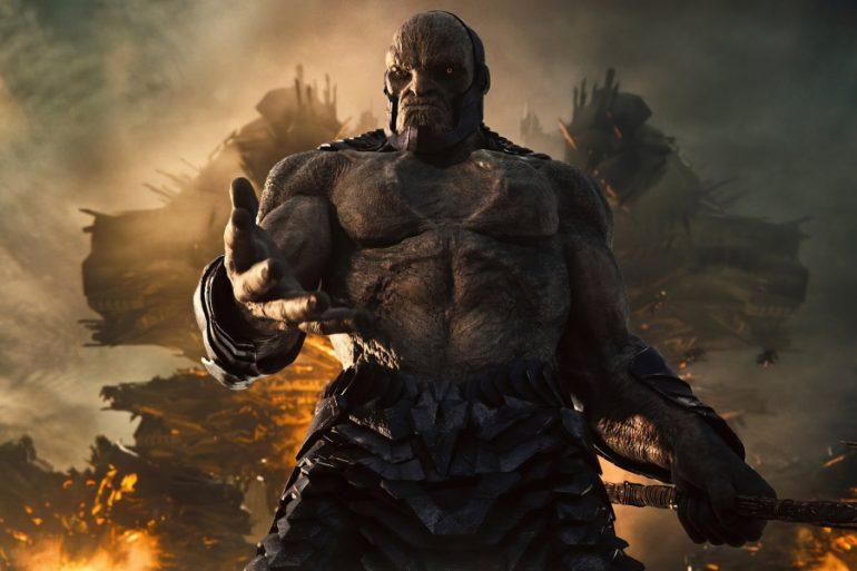 Justice League: Darkseid y el equipo destacan en nuevas imagenes del Snyder Cut