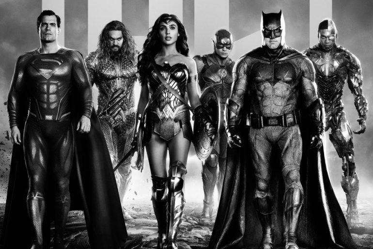 ¡Espectaculares! Llegan nuevos posters del Snyder Cut de Justice League