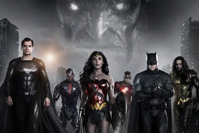 Justice League: El equipo listo para la batalla contra Steppenwolf en nuevo póster