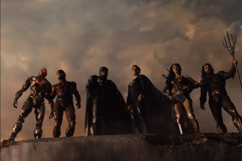 ¡Disfruta el tráiler final de Zack Snyder's: Justice League!