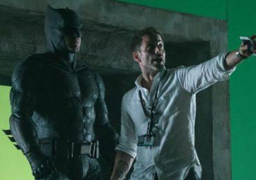 Descubre nuevas imágenes detrás de cámaras de Justice League